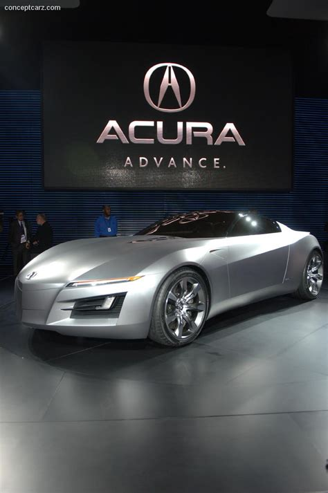 2007 Acura Advanced Sports Car Concept Image Httpswww