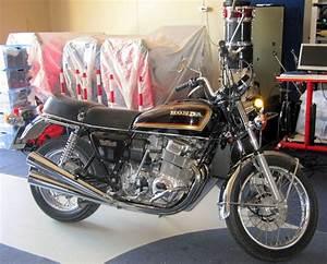 Honda Cb750 Four K7 1977 Restoration  Links