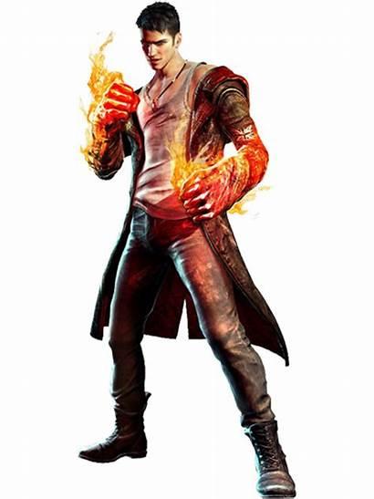 Dante Cry Devil Dmc Coat Jacket Leather