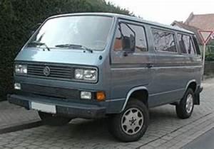 Volkswagen Transporter T3 Vanagon 1979-1992 Workshop Manual