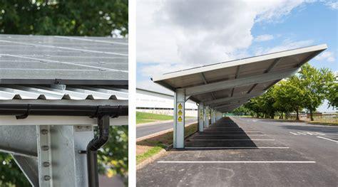 Commercial Solar Carport Installation   EvoEnergy