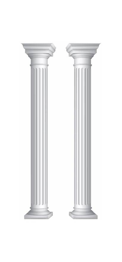 Columns Clip Clipart Yopriceville Transparent Fences Previous