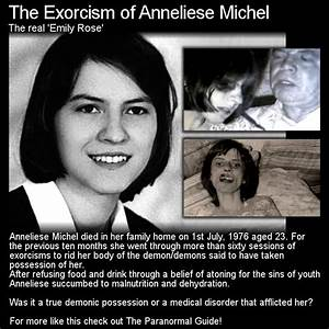The real life exorcism of Anneliese Michel inspired the ...