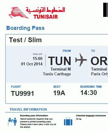 tunisair siege social tunisie tunisair prépare l 39 enregistrement en ligne à l 39 occasion de