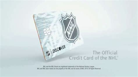 The national hockey league (nhl; Discover Card TV Commercial, 'Official Credit Card of the NHL' - iSpot.tv