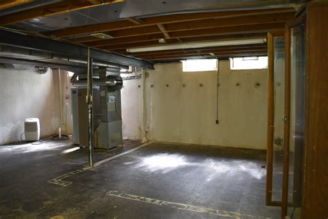 Ideas For Unfinished Basements by Unfinished Basement Ideas That Sold Our House The