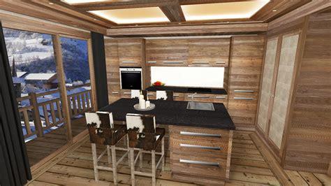 amenagement cuisine studio montagne amenagement cuisine studio montagne cuisines chalets id