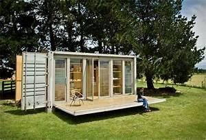 Container Zum Wohnen : modern und edel in einem container wohnen ~ Eleganceandgraceweddings.com Haus und Dekorationen