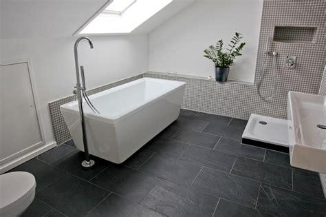 Großartig Badezimmer Schwarz Weiß Einrichten