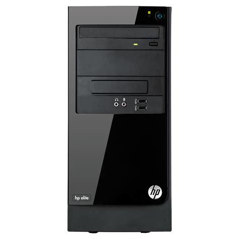 pc bureau windows 7 pro hp elite 7500 d5r92ea pc de bureau hp sur ldlc com