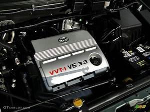 2004 Toyota Highlander Limited V6 3 3 Liter Dohc 24