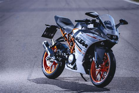 Ktm Image by Ktm Updates The Rc390 For 2016 Visordown