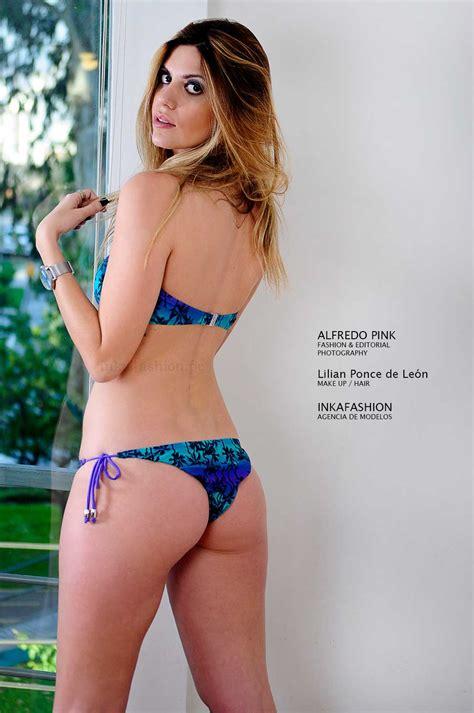 Paula Modelo Anfitriona Inkafashion Pe La Mejor
