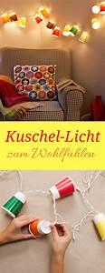 Mini Laternen Basteln : 25 best ideas about lichterkette basteln on pinterest ~ Lizthompson.info Haus und Dekorationen