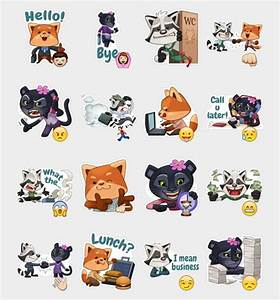Viber Rocco Stickers Set | Telegram Stickers | Telegram ...