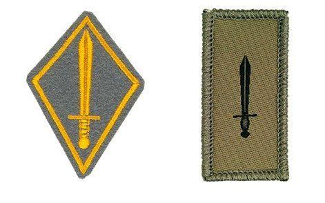 location bureau la defense insignes d arme et de service auxiliaire