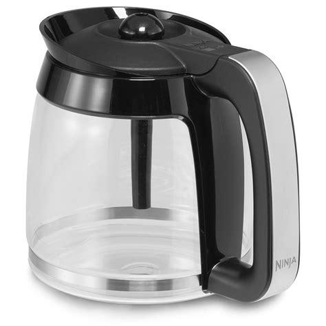 cup glass carafe  brew  lid xglslid