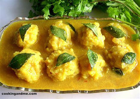 tamil cuisine recipes paruppu urundai kuzhambu brahmin kuzhambu recipes edible garden