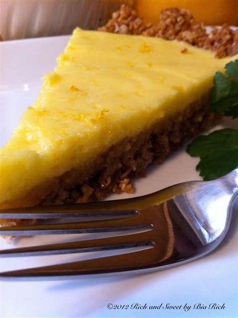 Lemon Almond Pie