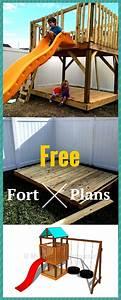 Diy Fort Plans