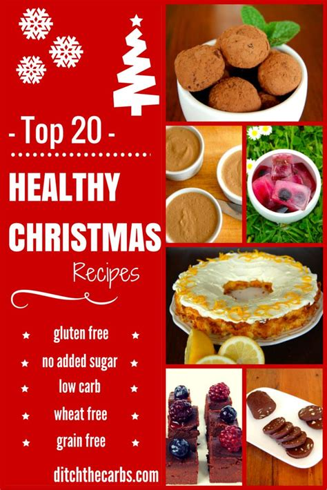 christmas recipe 100 healthy christmas recipes on pinterest christmas recipes holiday recipes and healthy