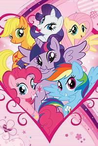 My Little Pony   Print  6 Ponies
