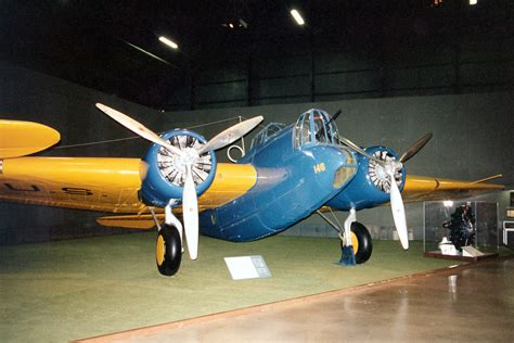 Martin B-10B specifications and photos