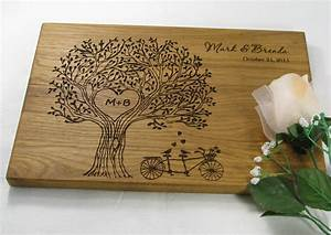 personalized cutting board wedding gift cutting by vnvbrowood With personalized cutting board wedding gift