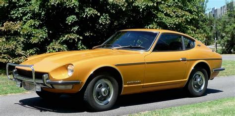 classic datsun 280z classic nissan z to go under the auctioneers hammer