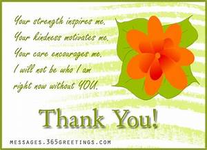 Thank You Messages - 365greetings.com
