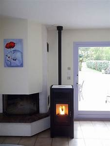 Installateur Poele A Granule : vendeur installateur entretien po le granul de bois ~ Carolinahurricanesstore.com Idées de Décoration