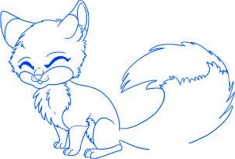 dessin renard facile comment dessiner un renard de dessin anim 233 allodessin