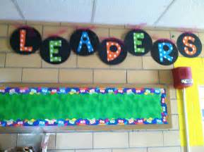 Leader in Me Bulletin Board Ideas