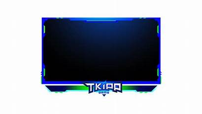 Overlays Overlay Gaming Twitch Fiverr Facecam Animated