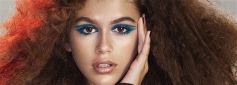 Marc Jacobs Beauty Spring 2017 Campaign Images with Kaia ...