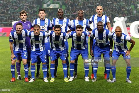 Fc Porto Team by El Tri Report Fc Porto Finally Taste Defeat