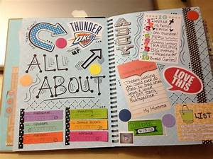 I love these Smash Books! Great ideas for making projects ...