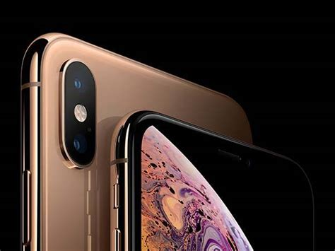 apple iphone xs and iphone xs max announced gadgetsin