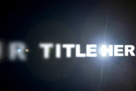 after effects title templates free after effects templates 20 project files set 1