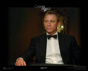 The Name's Bond, James Bond ~ Project Alpha Uniform