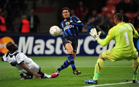 Soccer – UEFA Champions League – Group A – Inter Milan v ...