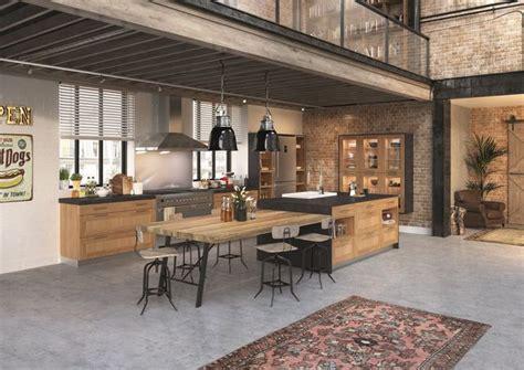 photo de cuisine ouverte avec ilot central cuisine 238 lot central 12 photos de cuisinistes c 244 t 233 maison