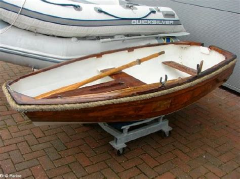 Wooden Dinghy Boat For Sale by 1900 Antique Wooden Dinghy Tender Boats Yachts For Sale
