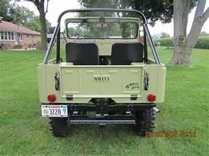 1960 Willys Cj-5 Jeep For Sale