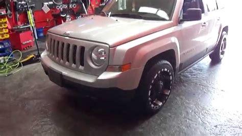 hillyard custom rimtire  jeep patriot  road rims