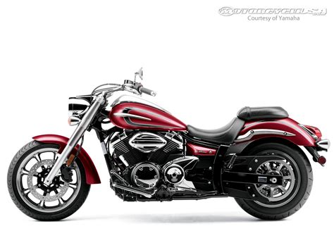 2012 Yamaha Cruiser Models Photos