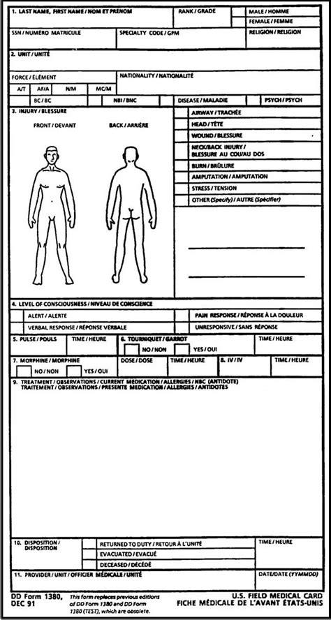 Dd Form 1380 Mungfali