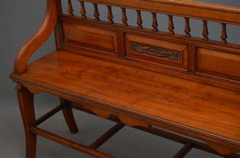 victorian bench antiques atlas
