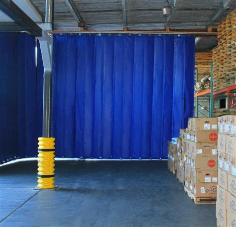 Barrier Drapes - sound barrier curtains sound wall panel curtain