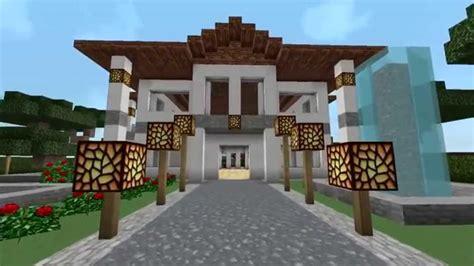 Minecraft Moderne Häuser Jannis Gerzen by Minecraft Kleine Moderne Wei 223 E Luxus Villa